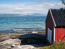 Norway scenery Royalty Free Stock Images