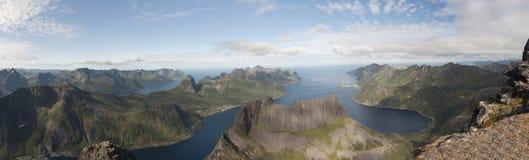 Norway, Senja Royalty Free Stock Photo