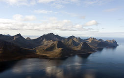 Norway, Senja Royalty Free Stock Photography