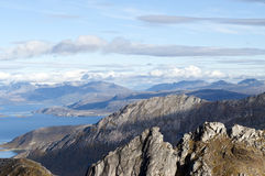 Norway, Senja Stock Photo