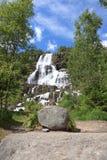 norway siklawa zdjęcie stock