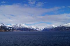norway sognefjord Fotografering för Bildbyråer