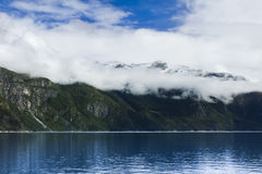 norway sognefjord Obraz Royalty Free