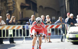 Norway, Solveing Edoy. UCI road world championship Royalty Free Stock Photography