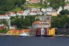 norway Stavanger Royaltyfri Fotografi