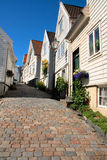 Norway Stavanger. Stavanger, is rightly called the most beautiful city in Norway Royalty Free Stock Images