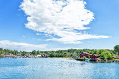 Norway, stunning landscape Royalty Free Stock Photo