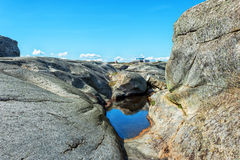 Norway, stunning landscape Stock Photos