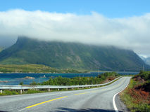 Norway travel Royalty Free Stock Photography