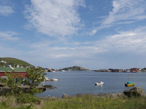 Norway view Royalty Free Stock Images
