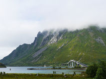 Norway view Stock Image