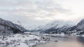 norway vinter arkivfilmer