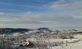 norway vinter Royaltyfri Foto