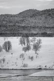 Norway winter Stock Image