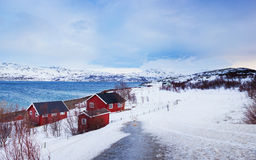 Norway. Winter Stock Photography