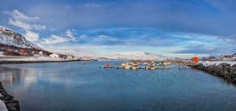 Norway. Winter Stock Photo