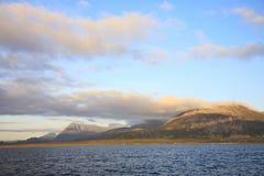 Norways coast Stock Images