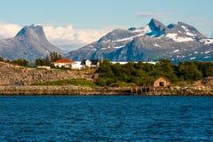 Norwegen lizenzfreie stockfotos
