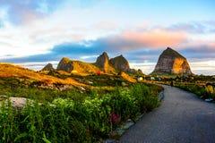 Norwegen lizenzfreies stockbild