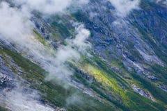 Norwegen - Berge Lizenzfreies Stockfoto