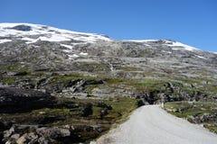 Norwegen - Berglandschaft Stockfotos