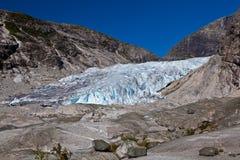 Norwegen - Gletscher Stockfotografie