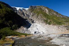 Norwegen - Gletscher Lizenzfreie Stockfotografie