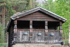 Norwegen - Jotunheimen Lizenzfreie Stockfotografie