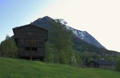 Norwegen - Jotunheimen Stockbild