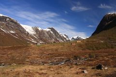 Norwegen - Jotunheimen Lizenzfreies Stockbild