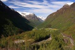 Norwegen - Jotunheimen Lizenzfreies Stockfoto