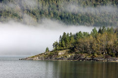 Norwegen-Landschaft Lizenzfreie Stockfotografie