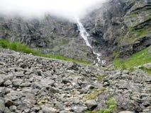 Norwegen-Landschaft Trollstigen Lizenzfreie Stockbilder
