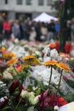 Norwegen nach Angriffen Stockfotografie