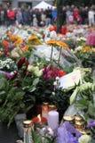 Norwegen nach Angriffen Stockfoto