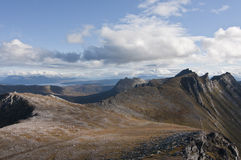 Norwegen, Senja Lizenzfreie Stockfotografie