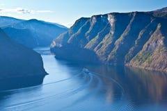 Norwegen - szenische Ansicht Lizenzfreies Stockbild