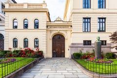 Norweger-Nobel-Institut Lizenzfreie Stockfotos