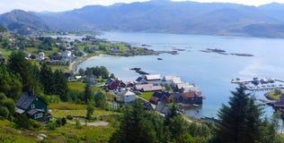 Norwegia Fotografia Stock