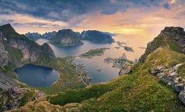 Norwegia Obrazy Stock