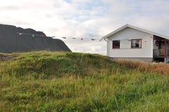 Norwegia błękitny fiordów gór natury norwegu niebo Zdjęcie Royalty Free