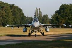 NORWEGIA F -16 Obraz Royalty Free