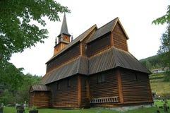 Norwegia kościół Zdjęcie Royalty Free
