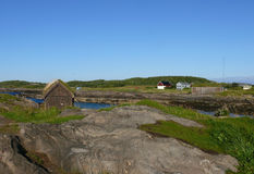 Norwegia krajobraz Bodo Obrazy Stock