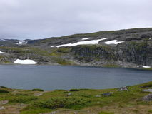 Norwegia piękno obraz royalty free