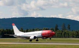 Norwegian Stock Image