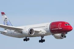 Norwegian Air Shuttle asa Immagini Stock Libere da Diritti