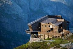 Norwegian architecture Stock Image