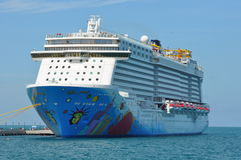 Norwegian Breakaway Stock Photography