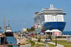 Norwegian Breakaway Royalty Free Stock Image
